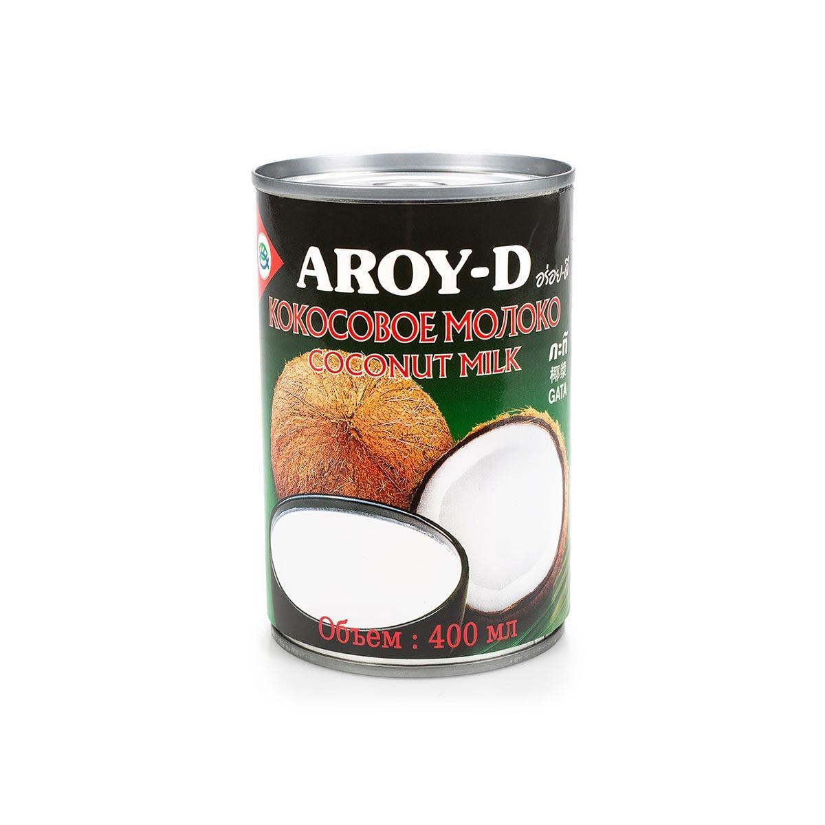 Кокосовое молоко AROY 400 мл
