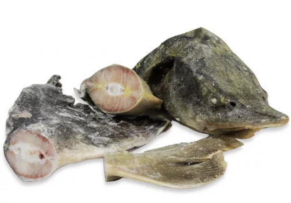 Осетр суповой набор свежемороженый
