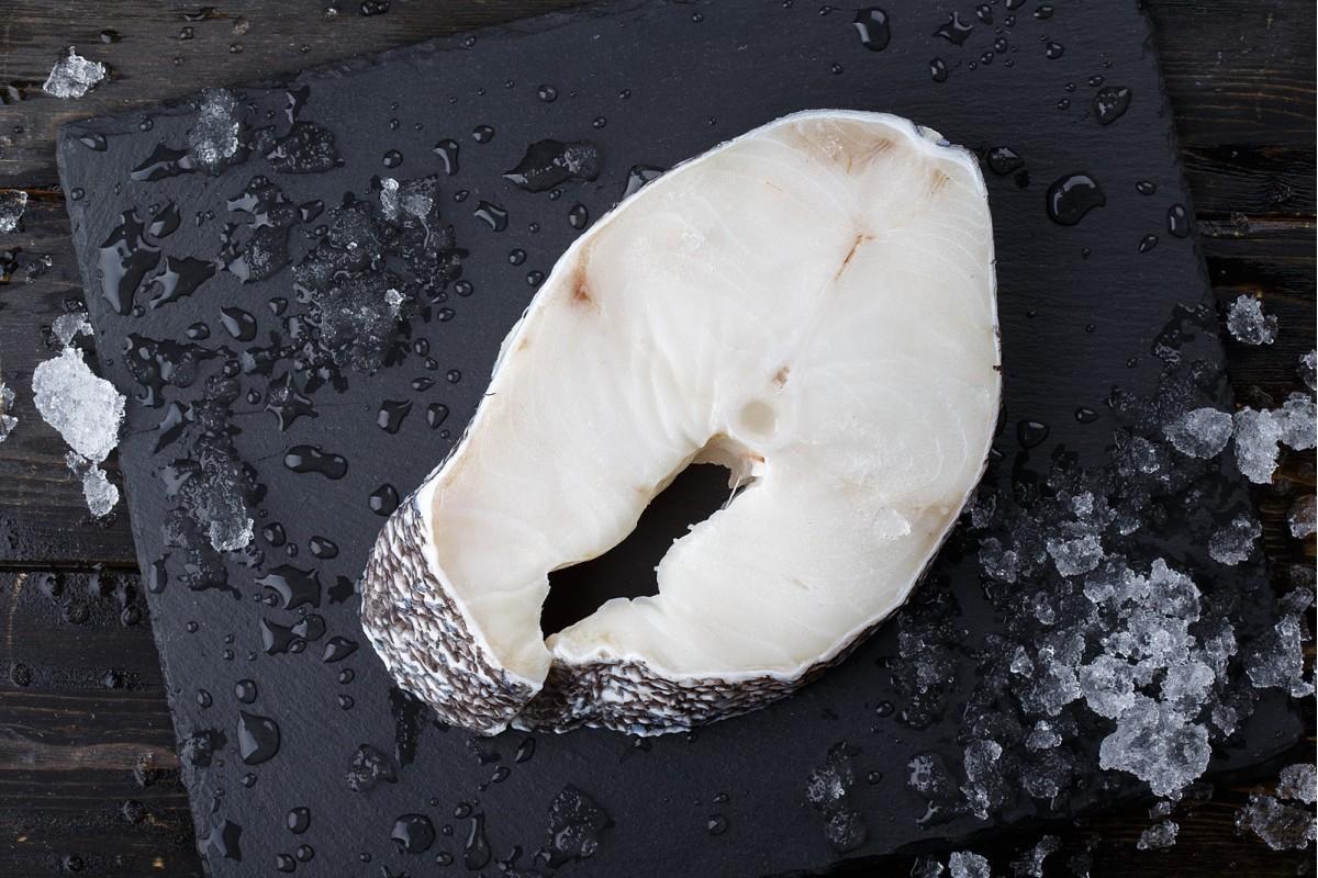 Чилийский сибас стейк свежемороженый
