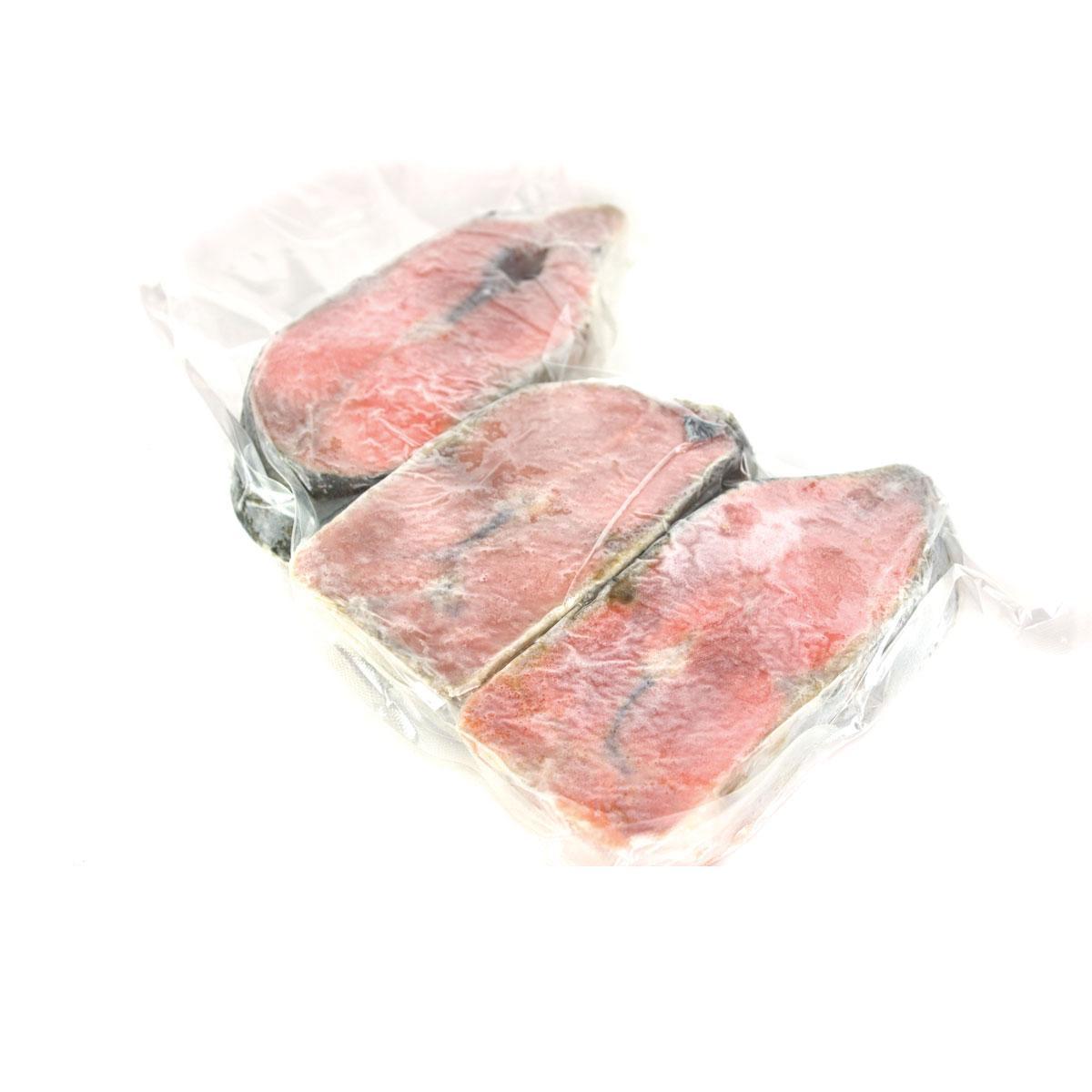Кета стейк премиум свежемороженый